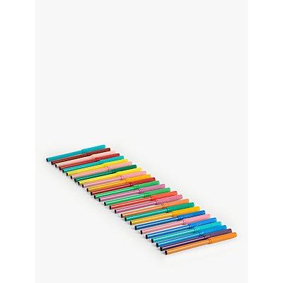 John Lewis & Partners 100 Colouring Pens