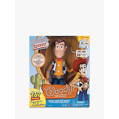 Disney Toy Story Signature Collection Woody the Sheriff Action Figure