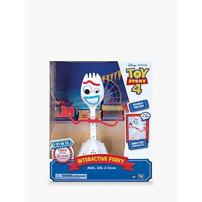 Disney Pixar Toy Story 4 Forky Interactive Toy