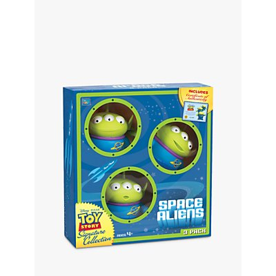 Disney Toy Story 4 Space Aliens, Pack Of Three