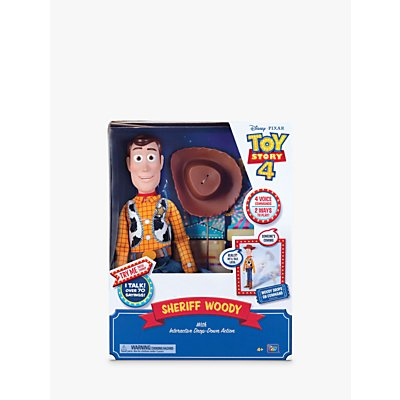 Disney Toy Story 4 Sheriff Woody Action Figure