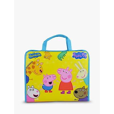 Aquadoodle Peppa Pig Doodle Bag