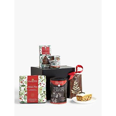 John Lewis & Partners Taste of Christmas Gift Box