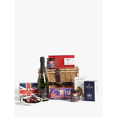 John Lewis & Partners Best of British Christmas Hamper