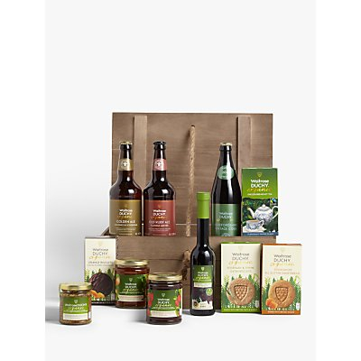 Waitrose & Partners Duchy Organic Wooden Box