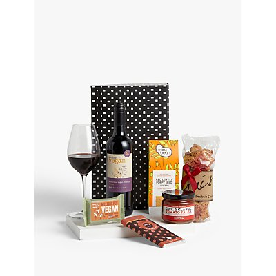 John Lewis & Partners Christmas Vegan Gift Box