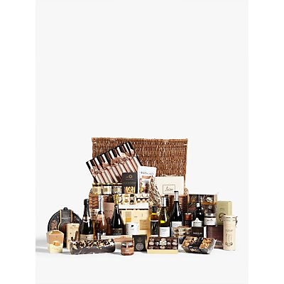 John Lewis & Partners All That Glitters Hamper