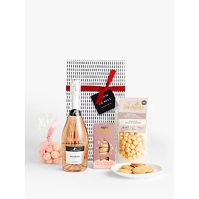 John Lewis & Partners Rose Small Gift Box