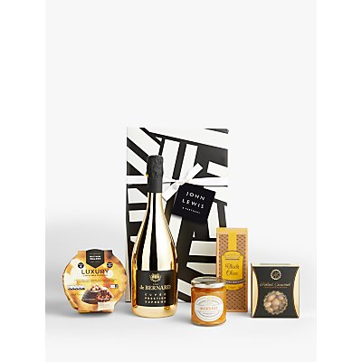 John Lewis & Partners Champagne Fizz Small Gift Box