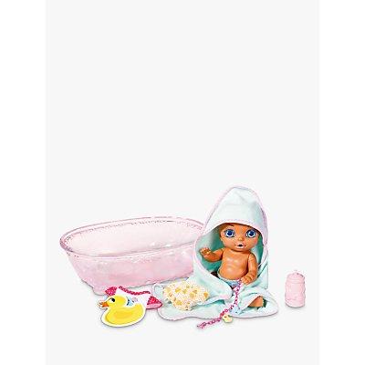 Zapf Baby Bathtub Surprise Doll