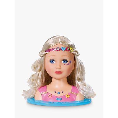 Zapf Baby Styling Head Doll