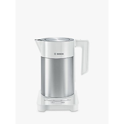 Bosch TWK7201GB Sky Kettle, White