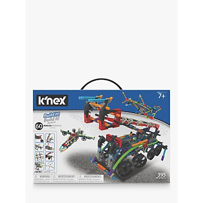 K'Nex 15211 Intermediate 60 Model Building Set