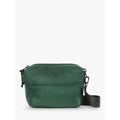 Kin Nyssa Puffer Nylon Cross Body Bag