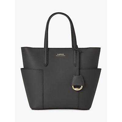 Lauren Ralph Lauren Dryden Carlyle 20 Leather Tote Bag