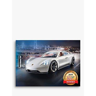 Playmobil The Movie 70078 Porsche Mission E