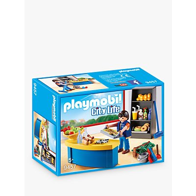 Playmobil City Life 9457 School Janitor