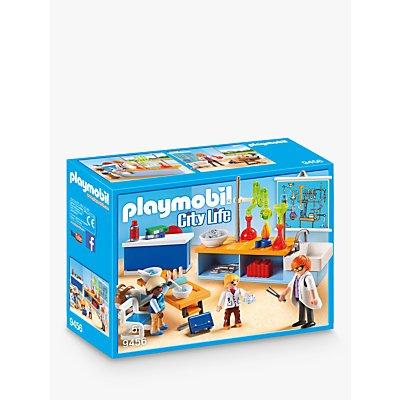Playmobil City Life 9456 Chemistry Class