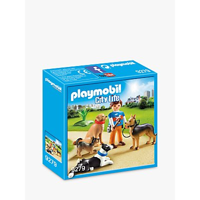 Playmobil City Life 9279 Dog Trainer