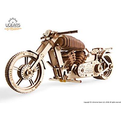 UGears Bike 3D Puzzle Kit