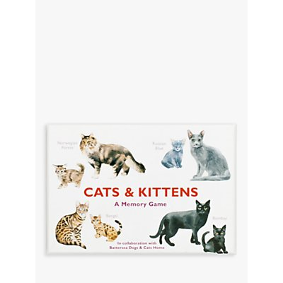 Laurence King Publishing Cats & Kittens Memory Game