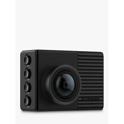 Garmin Dash Cam 66W, 1440p HDR with 180 Degree View, GPS & Voice Control