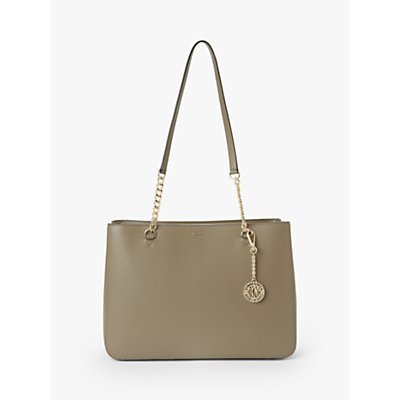 DKNY Bryant Leather Shopper Tote Bag
