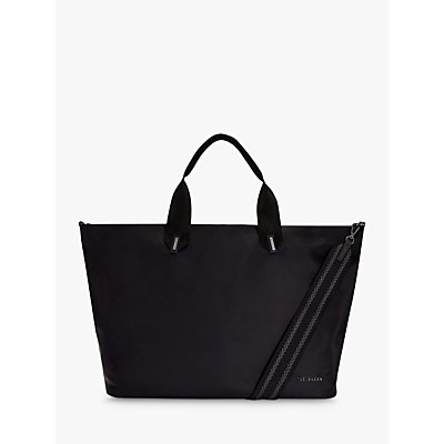 Plain Large Nylon Tote Bag - 5057930729872