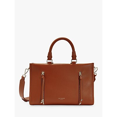 Ted Baker Hanee Large Leather Tote Bag