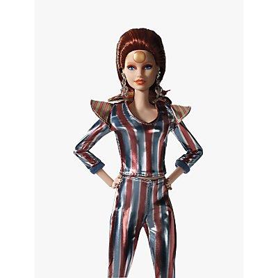 Barbie David Bowie Ziggy Stardust Doll