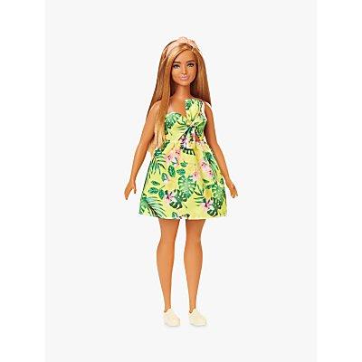 Barbie Fashionistas Curvy Doll