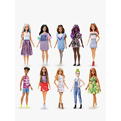Barbie Fashionistas Doll, Assorted