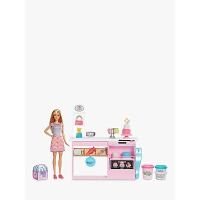 Barbie Cake Bakery Play Set