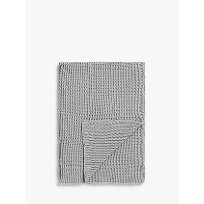 5059139078485 | little home at John Lewis Addison Knitted Throw