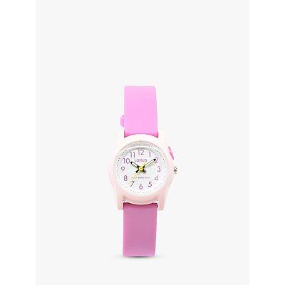 Lorus Children s Silicone Strap Watch - 4894138343957