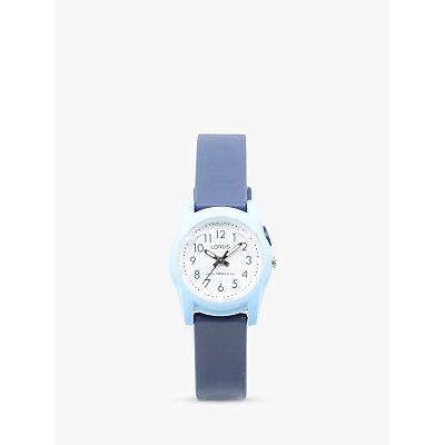 Lorus Children s Silicone Strap Watch - 4894138343933