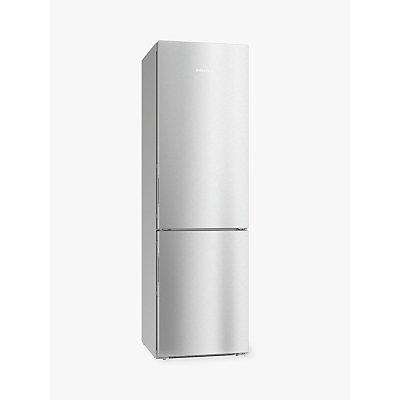Miele KFN 29233D Freestanding Fridge Freezer, 60cm Wide, A+++ Energy Rating, Stainless Steel