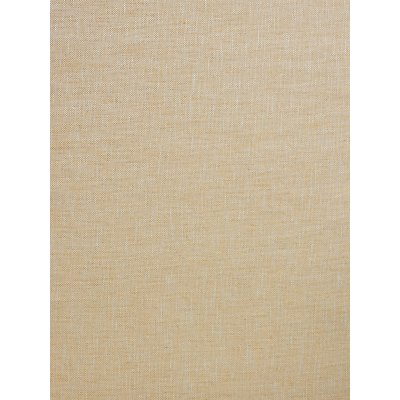 John Lewis & Partners Elsie Plain Fabric, Mustard, Price Band B