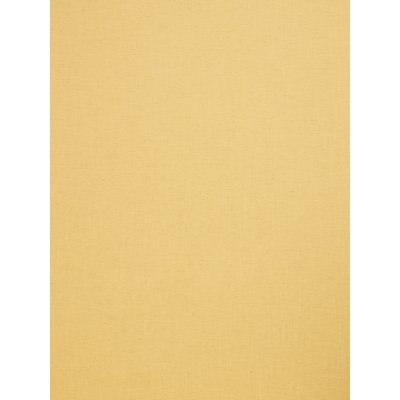 John Lewis & Partners Relaxed Linen Plain Fabric, Mustard, Price Band B