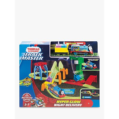 Thomas & Friends Trackmaster Hyper Glow Night Delivery
