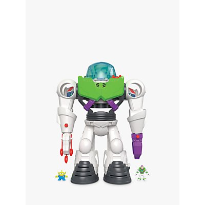 Disney Pixar Toy Story 4 Imaginext Buzz Lightyear Robot