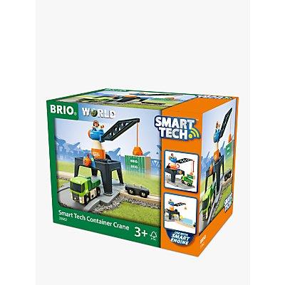 Brio World Smart Tech Container Crane