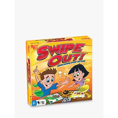 Swipe Out Board Game