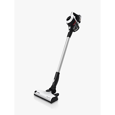 Bosch BCS612GB Series 6 Unlimited ProHome Cordless Vacuum Cleaner, White