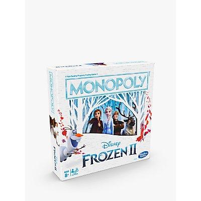 Monopoly Disney Frozen II Board Game