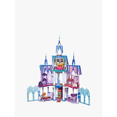 Disney Frozen II Arendelle Castle Doll House