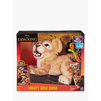 FurReal The Lion King Mighty Roar Simba