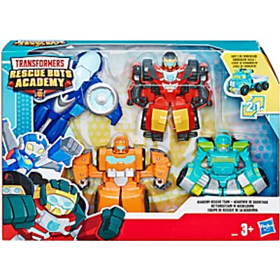 Transformers Rescue Bots Academy, Set of 4