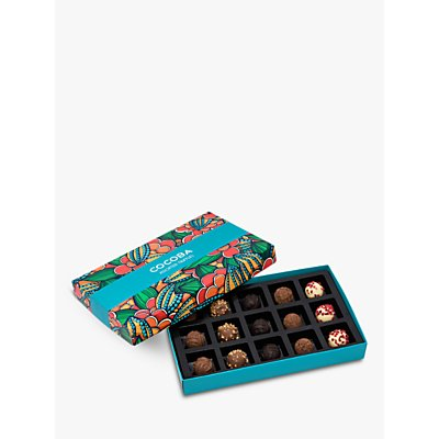 Cocoba 15 Assorted Truffle Gift Box, 180g