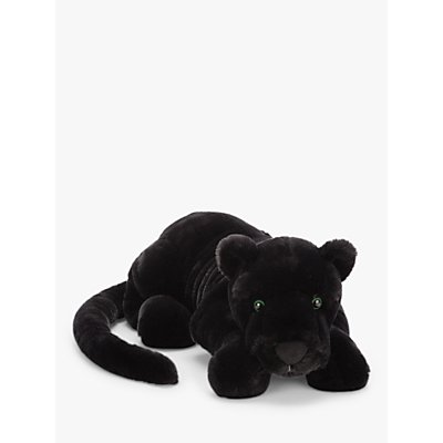 Jellycat Paris Panther Soft Toy, Large